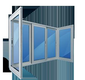 алюминиевая-раздвижная-балконная-рама