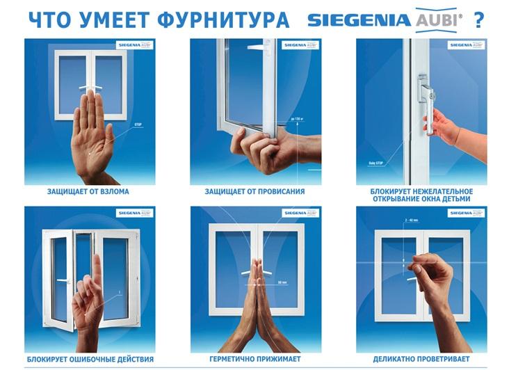 Вы решили заказать современное окно? Обратите внимание на оконную фурнитуру