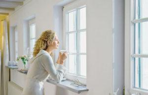 Пластиковые окна – все для уюта и комфорта!
