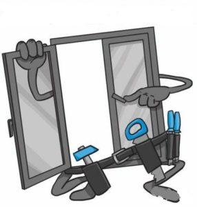 Возможные неполадки пластиковых окон.