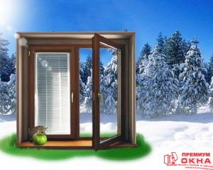 Зимние неприятности с пластиковыми окнами